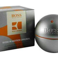 Parfum Ori Eropa Nonbox Hugo Boss Orange in Motion EDT 90 Ml