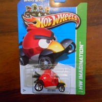 Hot Wheels Angry Bird G18