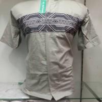Baju Koko Model Baru Aplikasi Abu beli sekarang