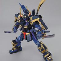 HOT 1/100 MG Musha Gundam Mk-2