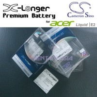 Battery for ACER Liquid E2 V370 : 1800mAh Cameron Sino Diskon
