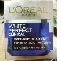 L'Oreal White Perfect Clinical Laser Power Night Cream