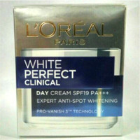 L'Oreal White Perfect Clinical Laser Power Day Cream