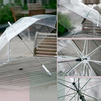 Jual Jual Payung Transparan Bening umbrella transparant Korea Japan Best Qu Murah