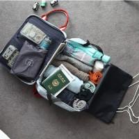 TR057 Business Travel Bag Tas Penyimpanan Baju Perlengk Diskon
