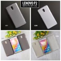 Lenovo P2 - Matte TPU Soft Case