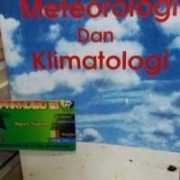Buku METEOROLOGI DAN KLIMATOLOGI