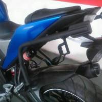 Side Bracket SHAD Yamaha Xabre 150 plug & play