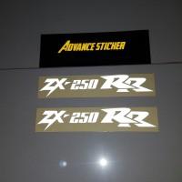 harga Sticker Kawasaki Ninja Zx 250 Rr Tokopedia.com