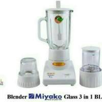 Harga blender 3 tabung kaca jar merk miyako bl 102 | Pembandingharga.com