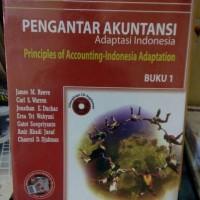 Pengantar Akuntansi Adaptasi Indonesia edisi 22 buku 1 ny Warren Reeve