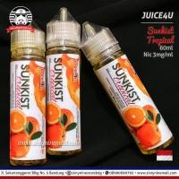 JUICE4U - SUNKIST TROPICAL 55ML 3MG Premium Liquid