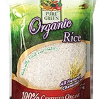 harga Puregreen Beras Organic Long Grain 1kg Tokopedia.com