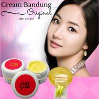 Jual CBori (Cream Bandung Original) paket lengkap + sabun muka + serum Murah