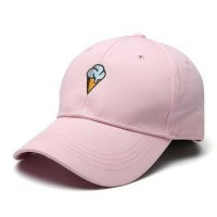 topi baseball / tumblr cap ice cream