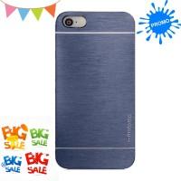 Motomo - Iphone 5/ Iphone 5S Kim Metal Case Premium Quality - Navy