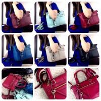 FOSSIL Zipper Shopper Bag ||Tas Wanita Cantik|Tas Import Murah
