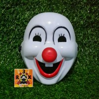 Topeng Badut / Comic8 / Clown