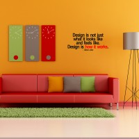 Wall Sticker Dinding Rumah CafeDekorasi Design is Not Only Stiker 60x2