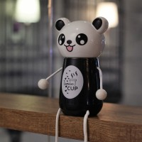 Botol Minum Thermos Panda 300mL / Thermos Panda