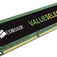 Corsair Value Select RAM Memory DDR3 1600 4GB for PC CMV4GX3M1A1600C11