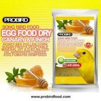 Egg Food Dry Cede ( Pakan Kenari By Pro Bird ) Extra Fumayin+BlueSeed