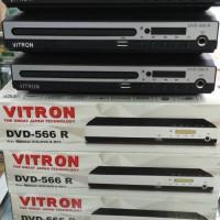 DVD VITRON MINI/PORTABLE /DVD PLAYER MP4 MURAH