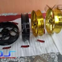VELG AXIO TRIPLE DISK ( 3 CAKRAM ) GOLD