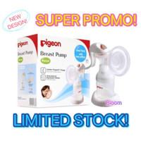 (New Design) PIGEON Manual Breast Pump Breastpump Pompa Asi