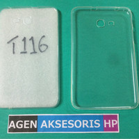 "Softcase Samsung Tab 3V Tab 3 Lite 7"" T110 T111 T116 Ultrathin Silikon"