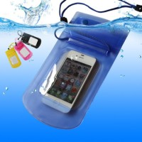 Jual universal waterproof case for camera underwater mobile phone / pouch handphone / bag / sarung foto tahan air Murah