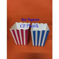 Box Popcorn | Cup Popcorn | Tray Popcorn (isi +/- 25 pcs)