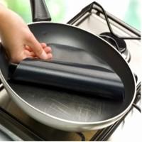 Promo ! Barberque grill mat / teflon anti lengket/alas panggang teflon