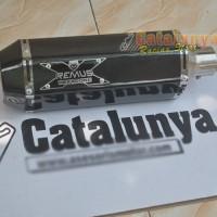 harga Knalpot Racing Satria Fu Remus Hexacone Carbone Series Knalpot Tokopedia.com