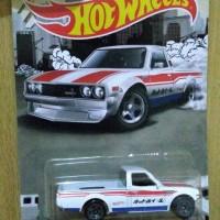 Hotwheels Datsun 620 Putih Hot Wheels Datsun 620