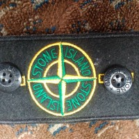 PATCH + KANCING Stone island