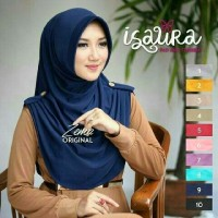Jual Hijab/Jilbab/Kerudung Instant Isaura Murah