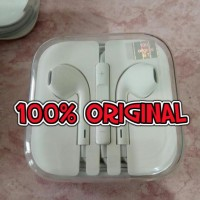 ORIGINAL 100% Headset earpods handsfree apple iphone 5 5s 5g 6S 6 4