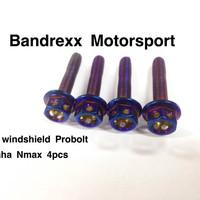 Baut Probolt Flower Windshield-Visor Nmax-Aerox 155- Lexi