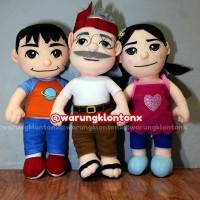 Mainan Anak edukatif Boneka Karakter Pada Zaman Dahulu 35cm SNI