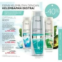 ORIFLAME - optimals body ---- lotion
