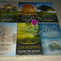 Wallflower Series by Lisa Kleypas Full Set (Gak Jual Pisah)