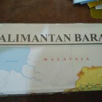 Peta Lipat Kalimantan Barat