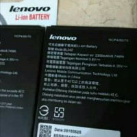 baterai battery lenovo a6600 plus / a6010 / a6000 plus original oem