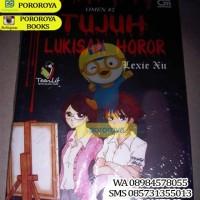 Novel Misteri OMEN #2 : Tujuh Lukisan Horor (Lexie Xu)