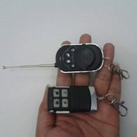 EXLUSIVE Alarm Motor Panastar + Remot + Cara Pasang Pengaman Kunci Ant