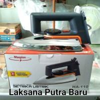 Setrika / Automatic Iron merk Maspion tipe HA-110