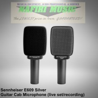 Mic Sennheiser E609 Silver / Sennheiser E609 / E 609 / E-609 baru 100%