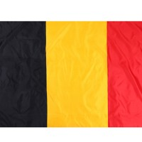 Bendera Nasional Kerajaan Belgia Belgium