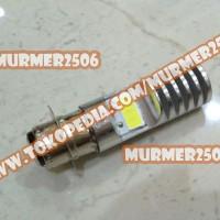 harga Led H6 Kaki-1 Lampu Motor Bebek Matic 1 Sisi Hi Low Terang Pnp Arus Dc Tokopedia.com